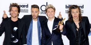 One Direction, Billboard Awards 2015