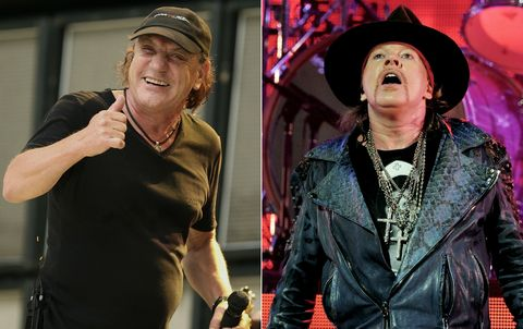 Does Axl Rose fronting AC/DC make your blood boil? Well, you