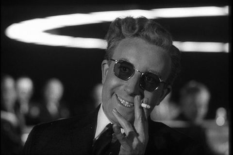 15b5cc81151a7 4. Dr Strangelove or  How I Learned To Stop Worrying And Love The Bomb  (1964)