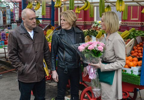 Shirley forces Buster to apologise