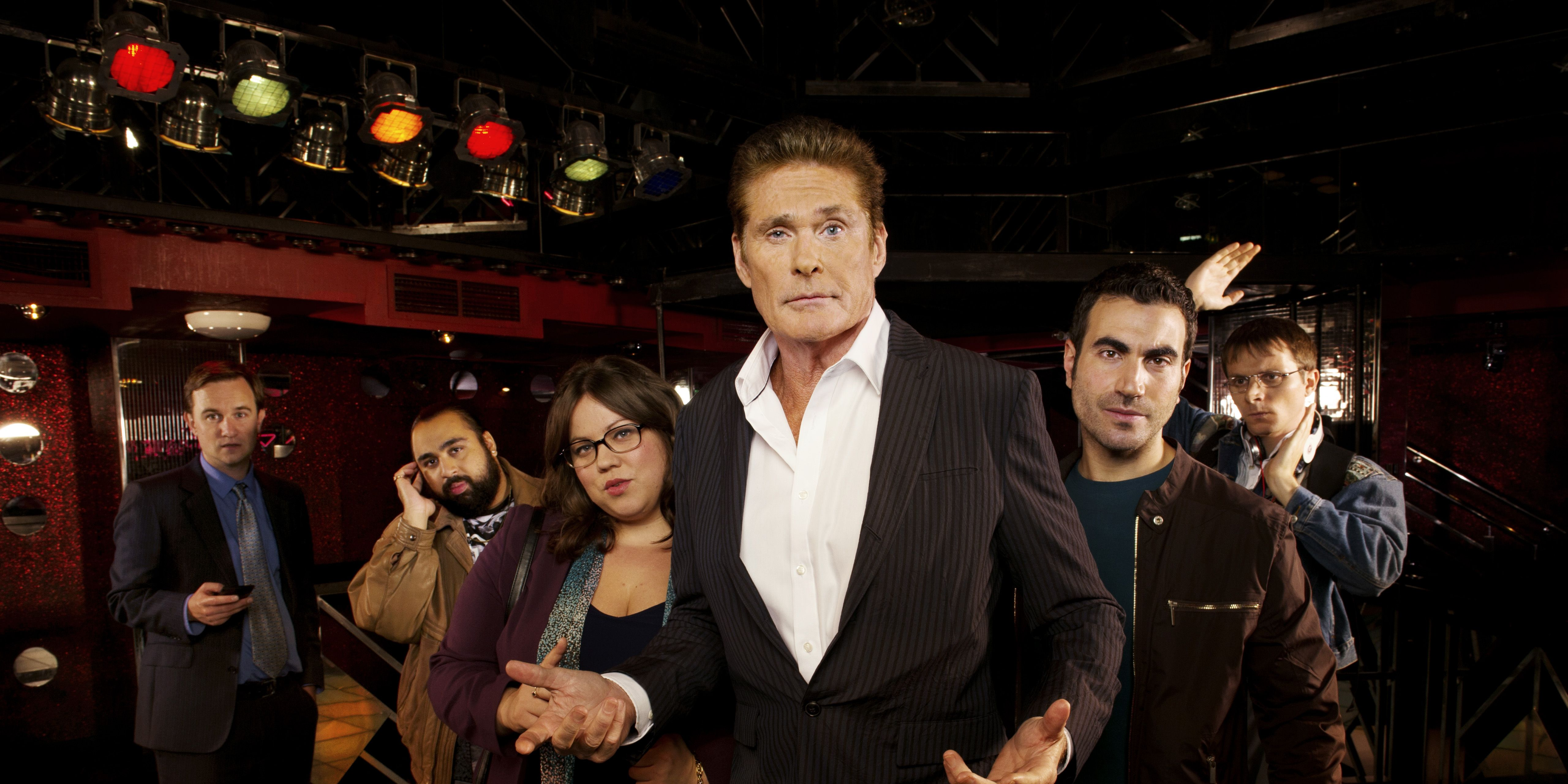 Hoff the Record series 2
