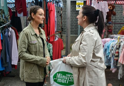 EastEnders spoiler photos