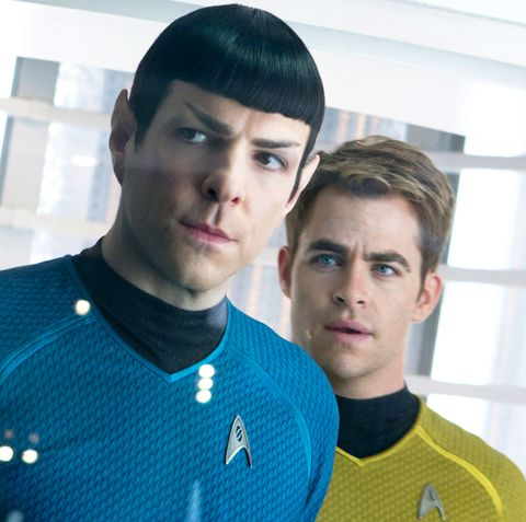 Quentin Tarantino's Star Trek movie would be R-rated, says director