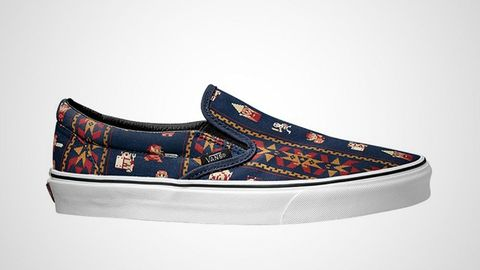 add02077dfa3f3 These Nintendo-themed Vans are almost too good to wear