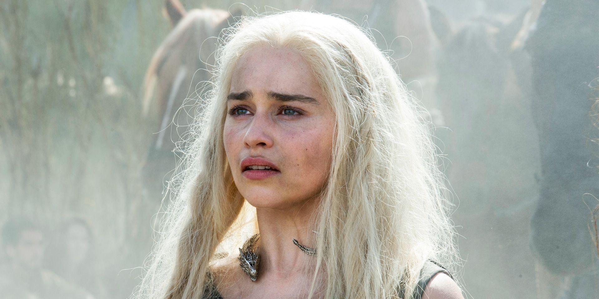 Game of Thrones s6e3:  Daenerys Targaryen (Emilia Clarke)