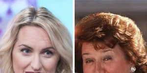 Kerry Howard and Patricia Routledge