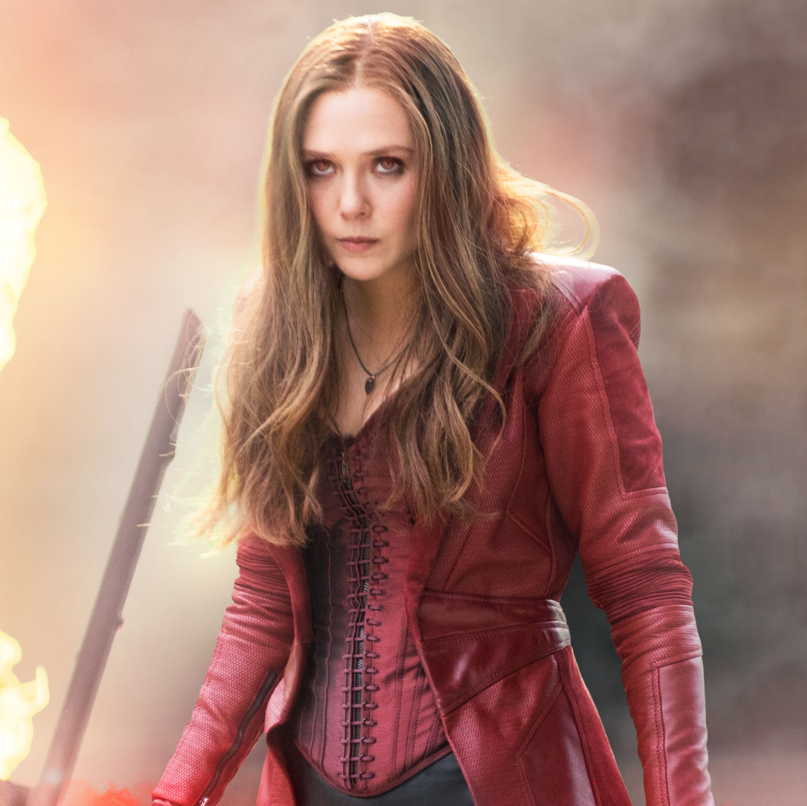 Avengers: Endgame star Elizabeth Olsen hints at 1950s setting for Wanda and Vision spin-off