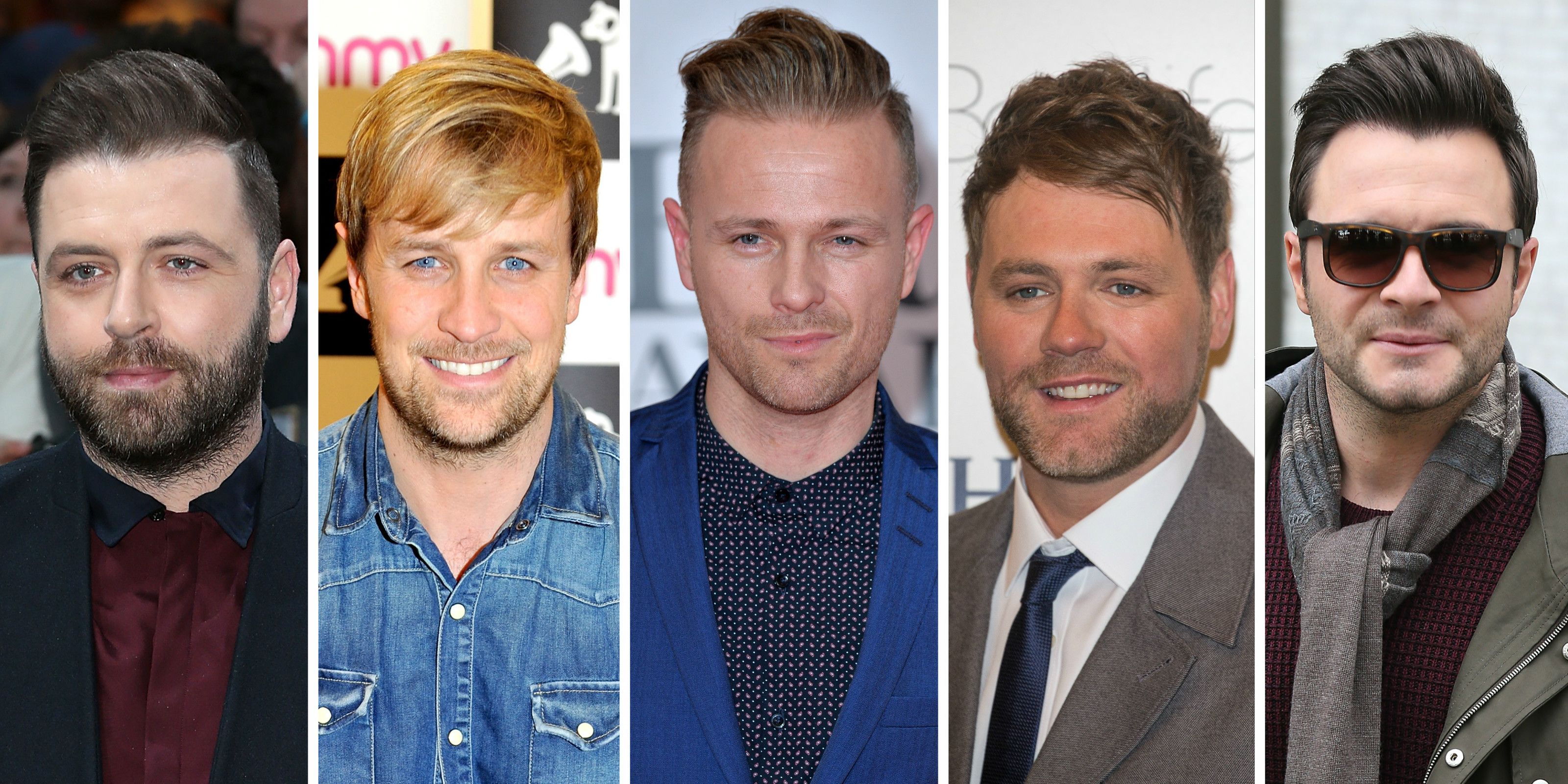 Who Is Gay In Westlife
