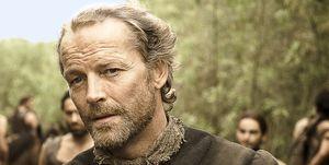 Game of Thrones season 3: Iain Glen as Jorah Mormont