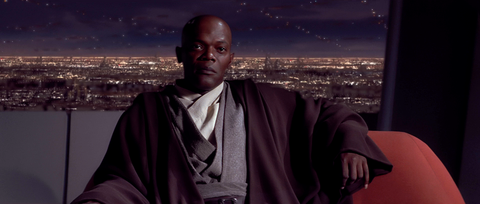 Mace Windu in Star Wars