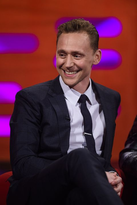 Only Tom Hiddleston can make maths sexy - watch the man in