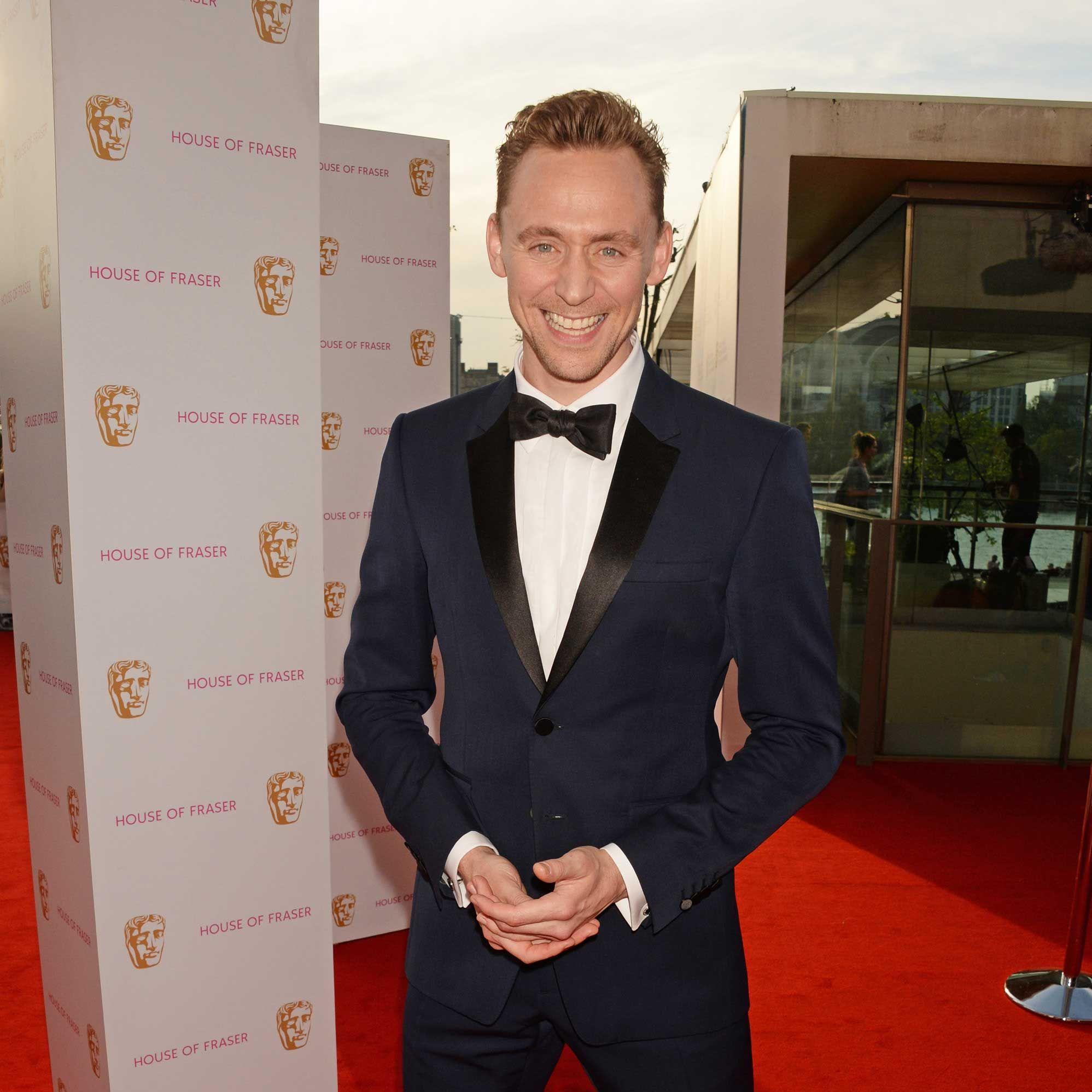 Tom Hiddleston, BAFTAS