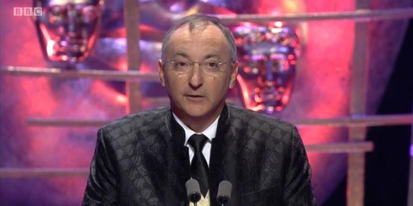 Peter Kosminsky - 2016 BAFTAs