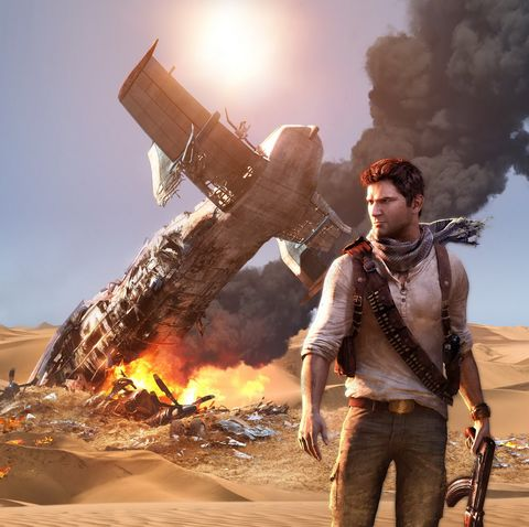 Tom Holland's Uncharted movie won't be a remake of the video games