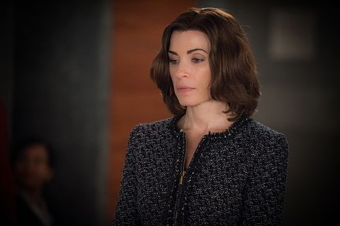 the good wife series finale julianna margulies as alicia florrick