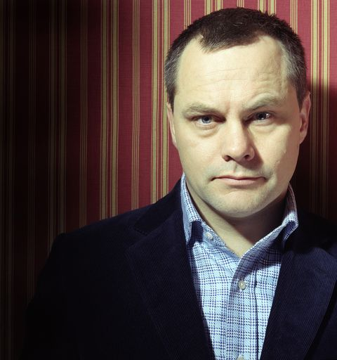Portrait of English stand-up comedian, actor and writer Jack Dee photographed in London. Job: 53363 Ref: BMN - Exclusive (Photo by Photoshot/Getty Images)