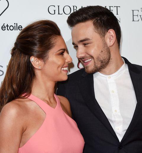 Cheryl, Liam Payne red carpet debut