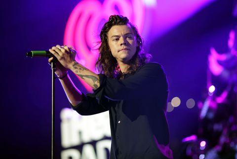 Harry Styles, December 2015