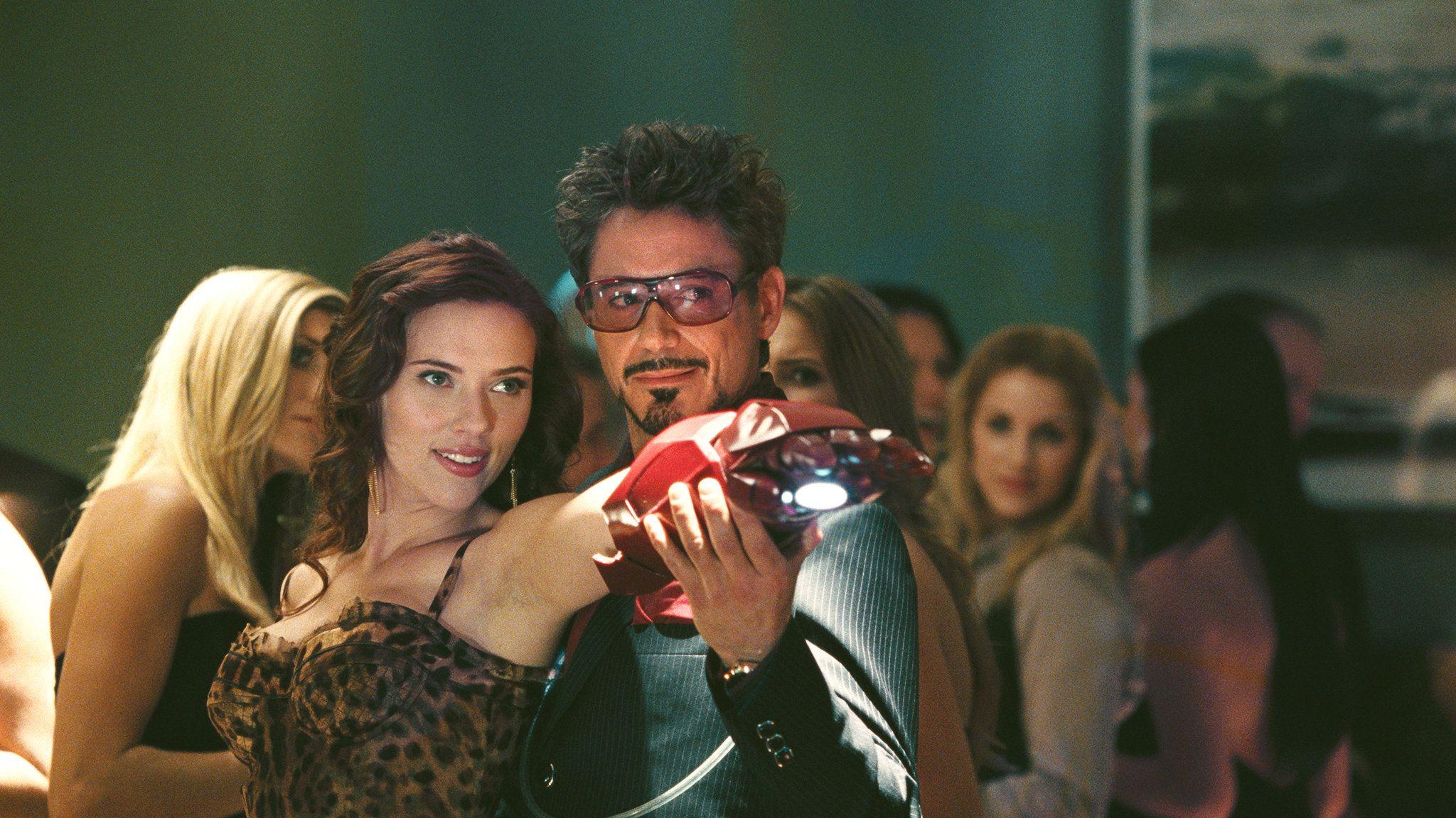 Iron Man star Robert Downey Jr responds to Black Widow cameo rumours