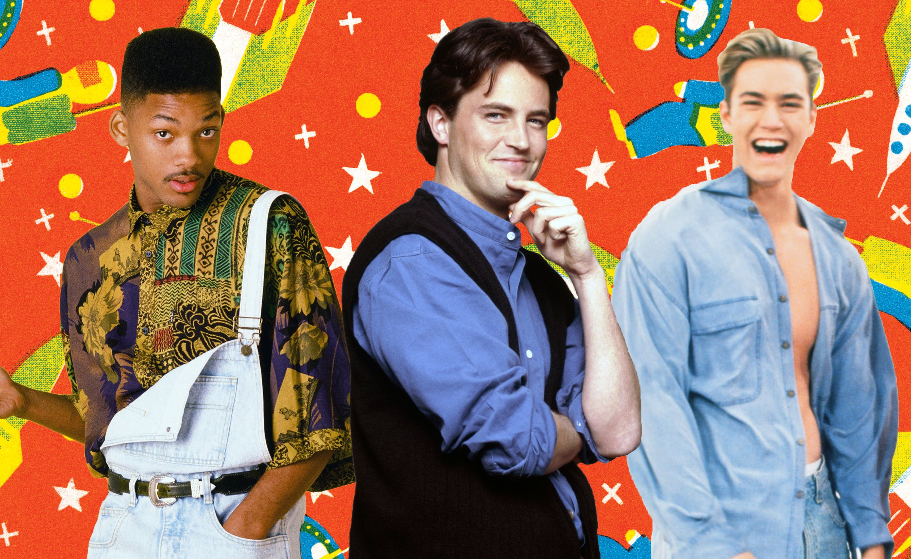 8 fashions from the '90s that we desperately tried to copy (men's