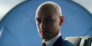 James McAvoy as Charles Xavier in X-Men Apocalypse teaser trailer