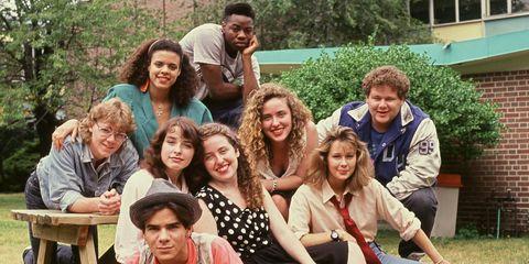 Degrassi Junior High cast