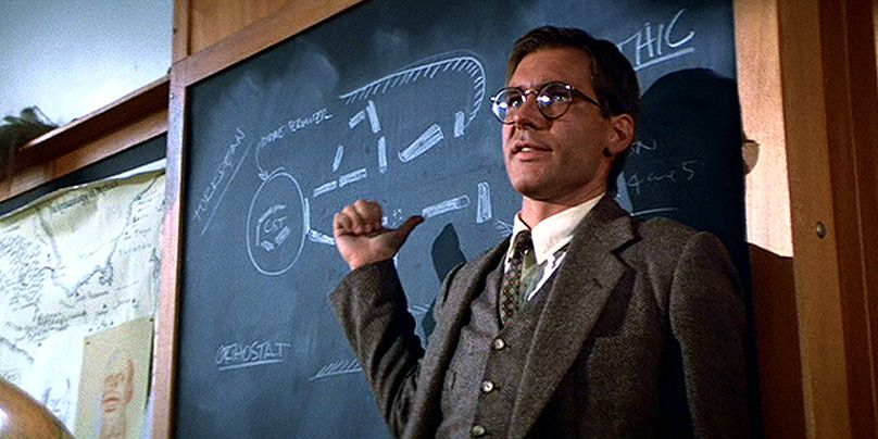 Indiana Jones, Harrison Ford, Professor Jones