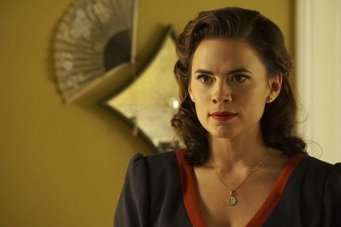Hayley Atwell in ABC's Agent Carter