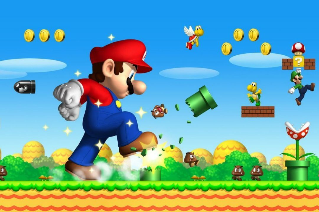 New Super Mario Bros Is Ten Years Old So Here Are Ten Reasons