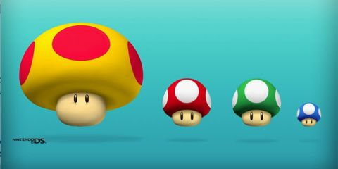 New Super Mario Bros is ten years old – so here are ten