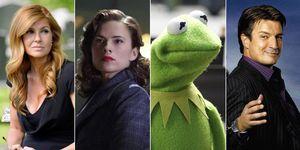 Nashville, Agent Carter, Muppets, Castle