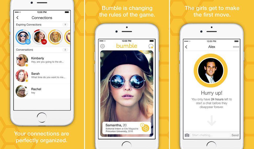 bumble dating app iPhone Hvordan kan du hekte to ampere i en bil