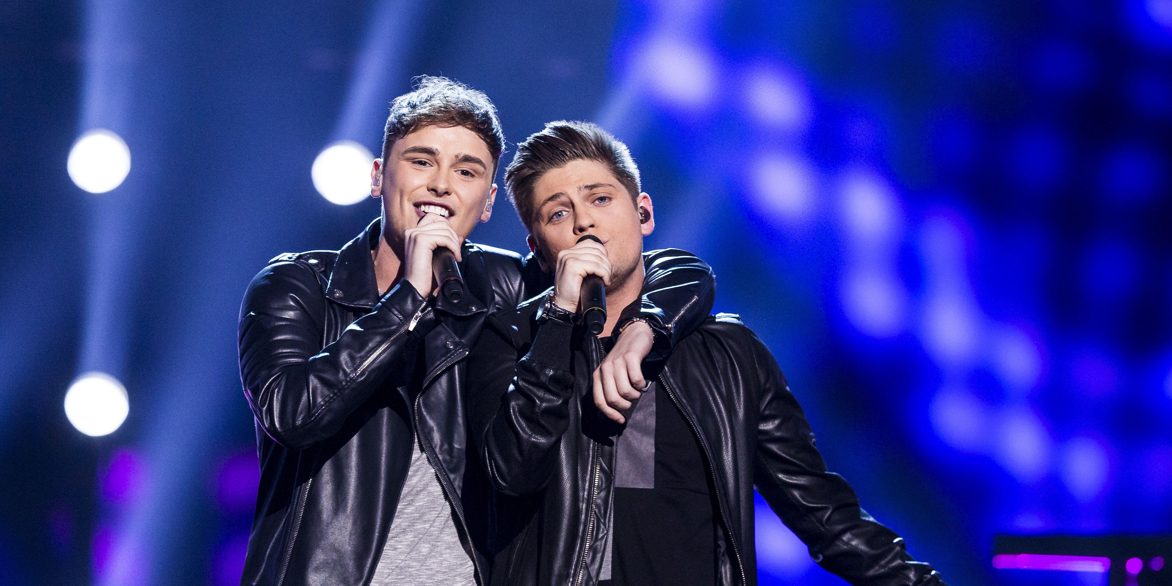 Eurovision 2016: Joe & Jake