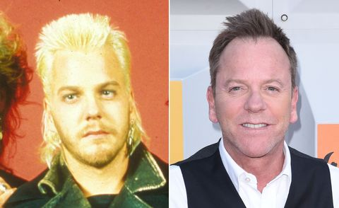 The Lost Boys: Where are they now? Kiefer Sutherland, Corey
