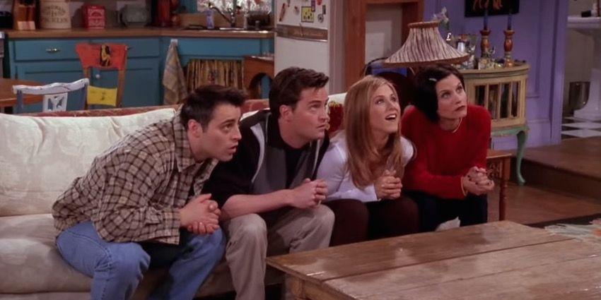 The Friends quiz: Joey, Chandler, Rachel and Monica