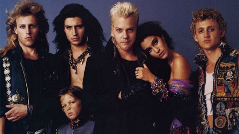 The Lost Boys: Where are they now? Kiefer Sutherland, Corey Feldman and the cast of the teen horror classic