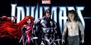 PHOTOSHOP Marvel Inhumans