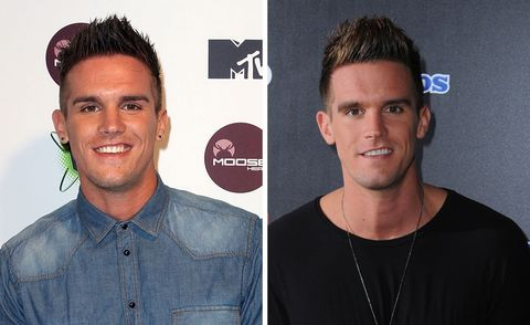 Geordie Shore Then And Now From Gaz To Scotty T Have The Men