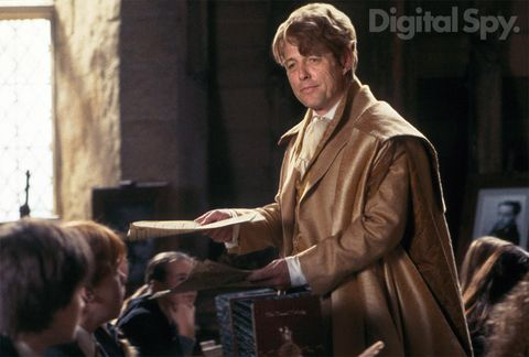 hugh grant as if in harry potter