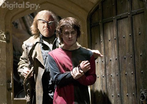 ray winstone as if in harry potter
