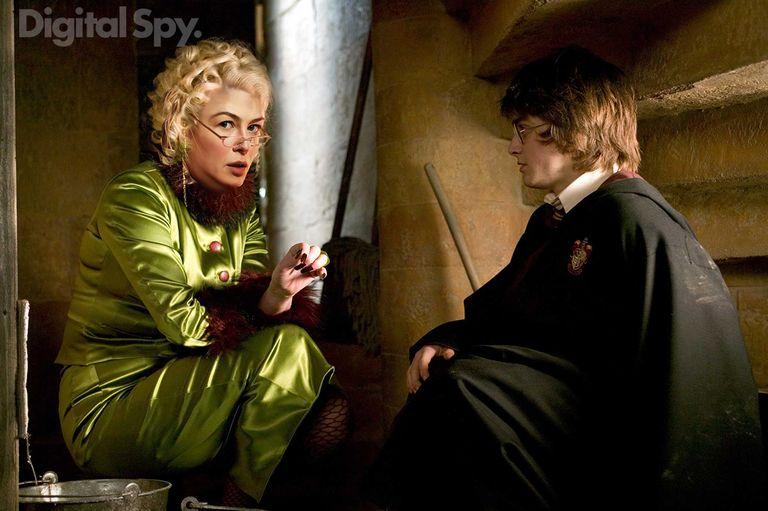 Rosamund Pike – Rita Skeeter Harry Potter