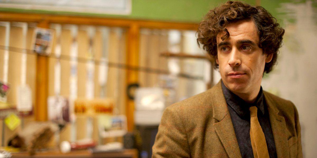 Stephen Mangan in BBC Four's Dirk Gently