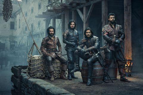 The Musketeers series 3