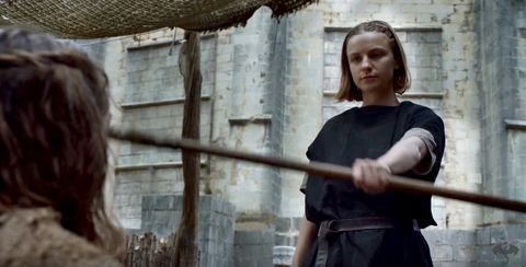 Game of Thrones star Faye Marsay quit social media because of abuse
