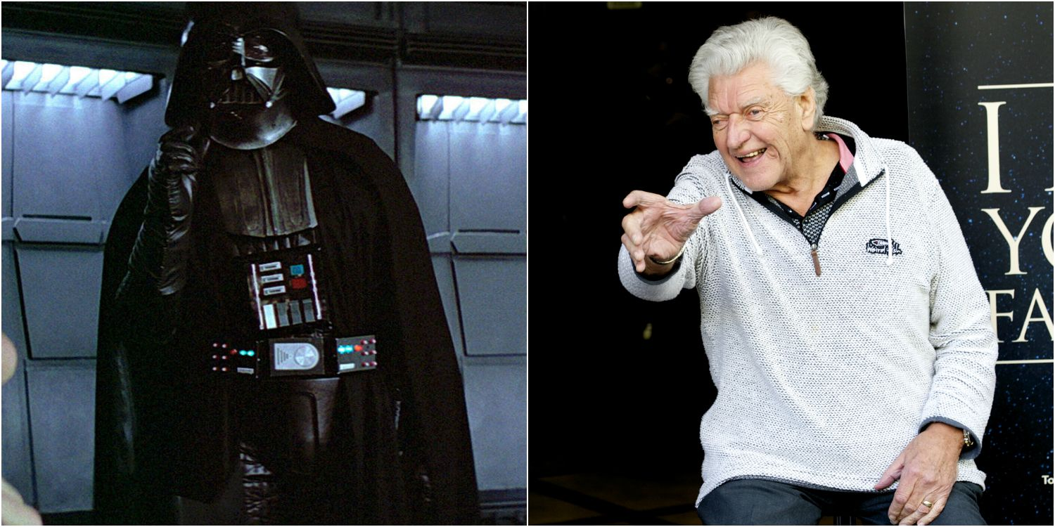 Darth Vader actor David Prowse has officially retired
