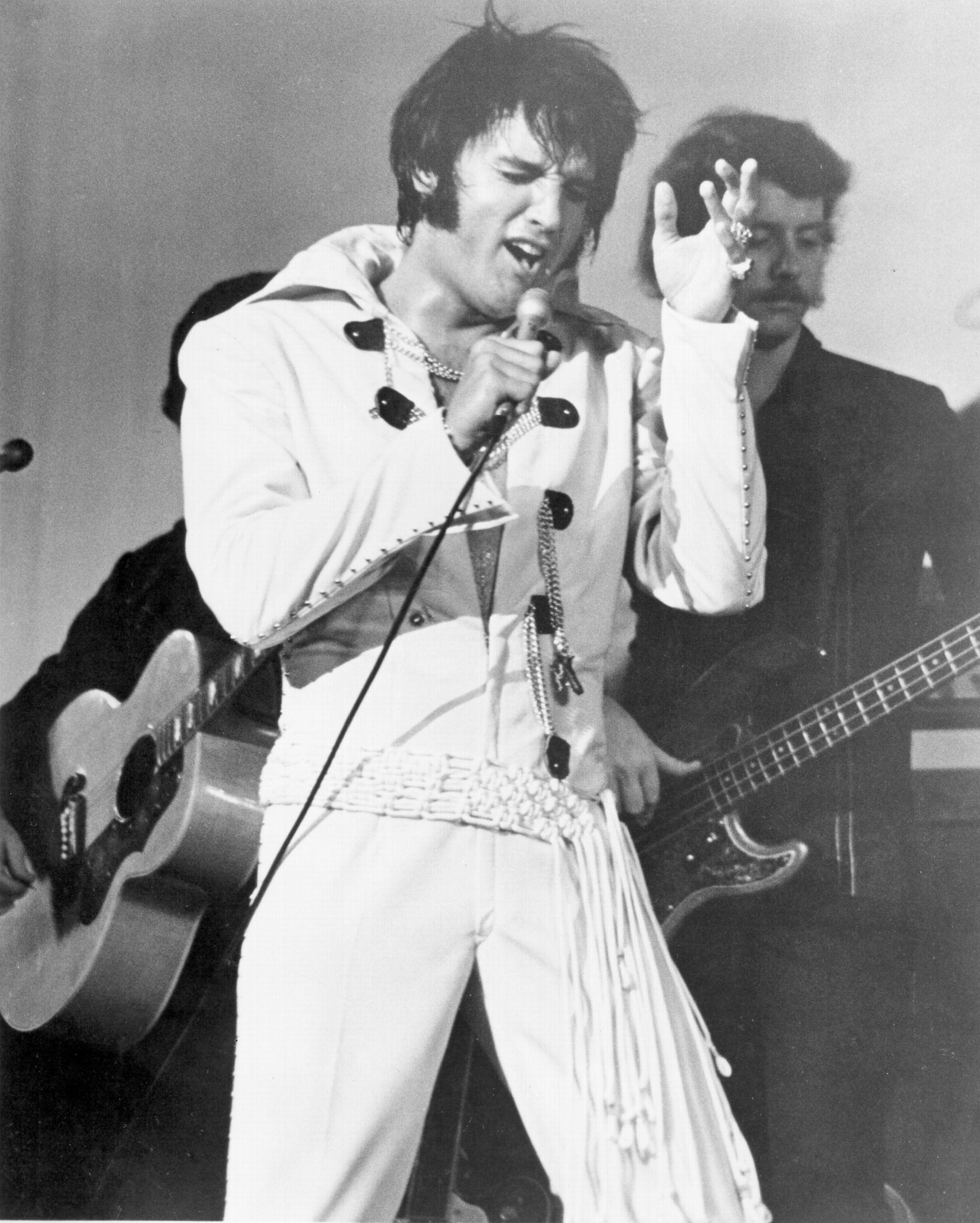 Netflix orders an animated Elvis Presley spy series