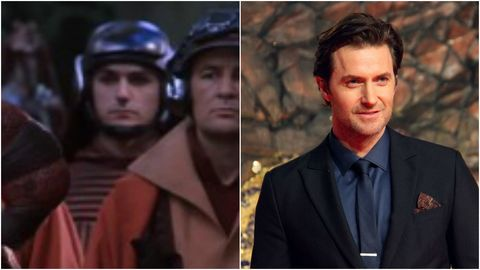 19. Richard Armitage as Naboo Fighter Pilot in The Phantom Menace.