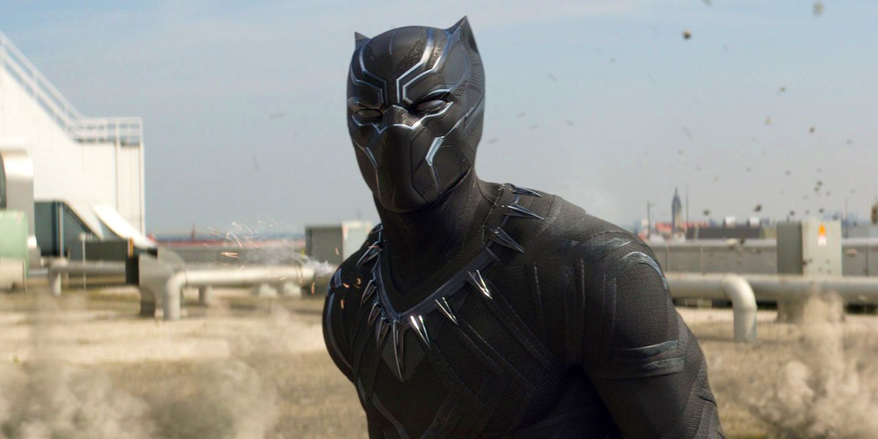 Black Panther in Captain America: Civil War