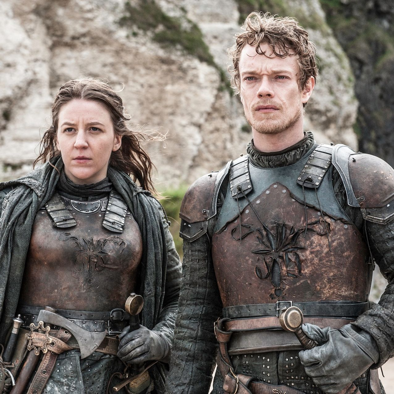 First look at Game of Thrones star's new show after on-screen death
