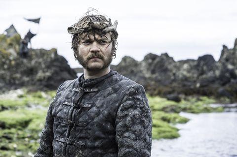 Euron Greyjoy in Game of Thrones s06e05, 'The Door'